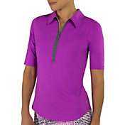 Jofit Women's Ibiza ½ Sleeve Golf Polo