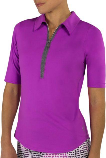 Jofit Women's Ibiza ½ Sleeve Golf Polo