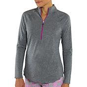 Jofit Women's Scallop ½ -Zip Golf Pullover