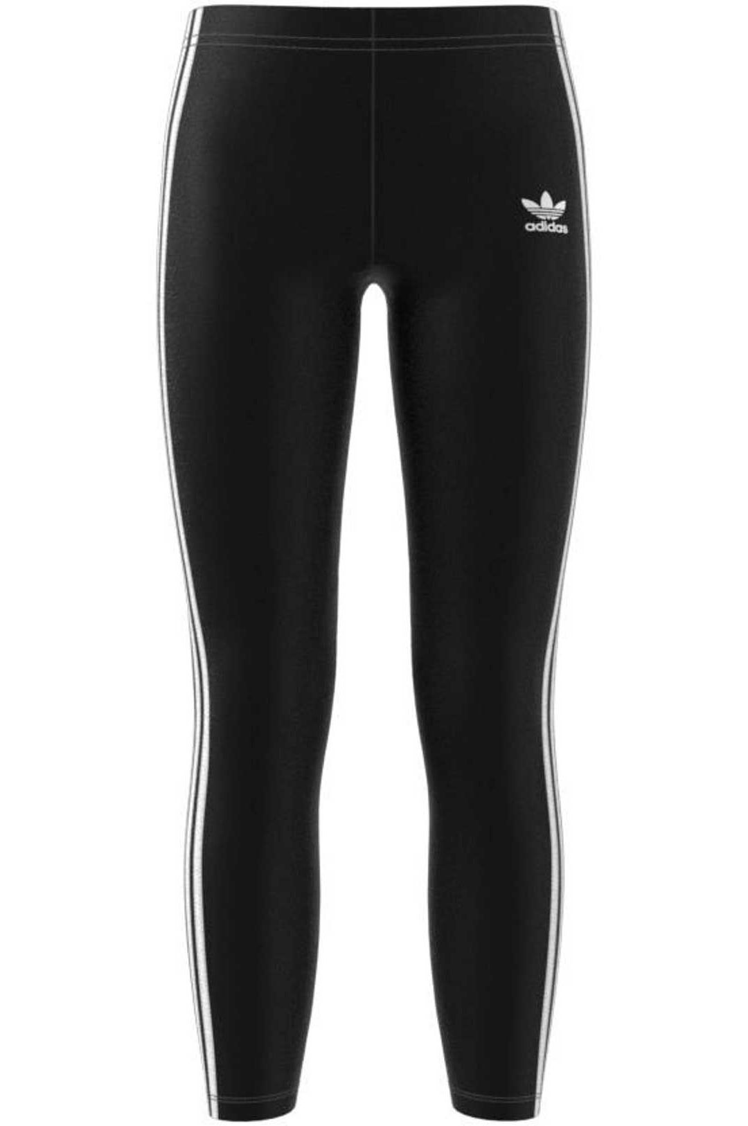 c46ade60fa2b adidas Originals Girls' 3-Stripe Leggings | DICK'S Sporting Goods