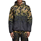 adidas Originals Men's Camo Windbreaker Jacket