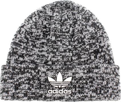 7c929eff adidas Originals Men's Trefoil II Knit Beanie   DICK'S Sporting Goods