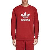 adidas Originals Men's Trefoil Crewneck Sweatshirt