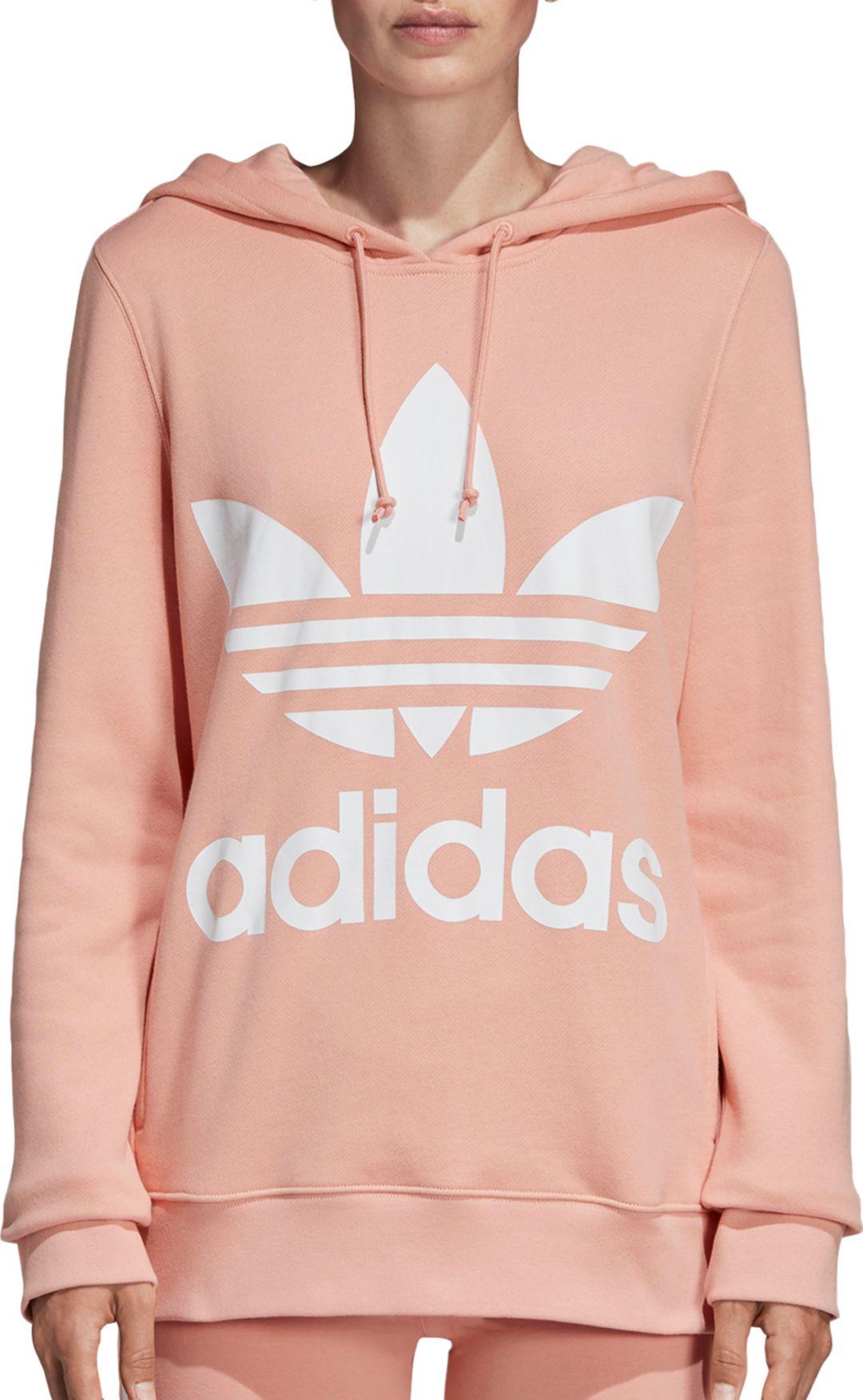 9d42f820 adidas Originals Women's Trefoil Hoodie   DICK'S Sporting Goods