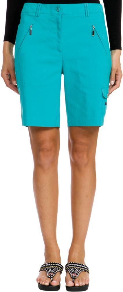 Jamie Sadock Women's Fly Front Shorts