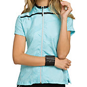 Jamie Sadock Women's Radiance Crunch Golf Polo