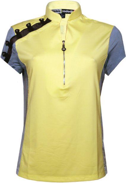 Jamie Sadock Women's Zipper Top