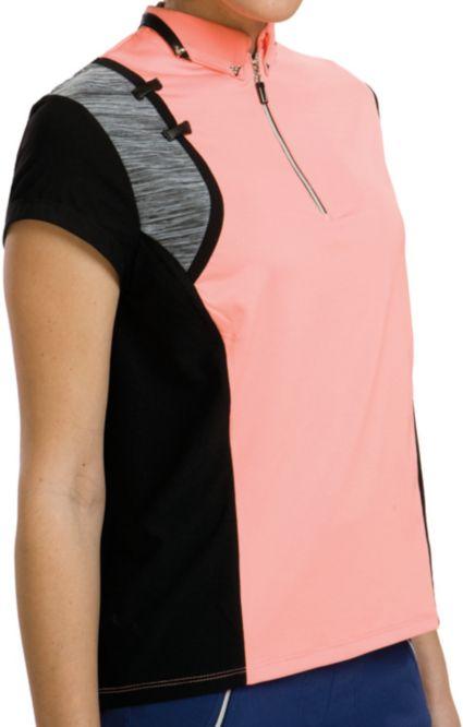 Jamie Sadock Women's Short Sleeve Top