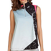 Jamie Sadock Women's Sunset Sleeveless Golf Top