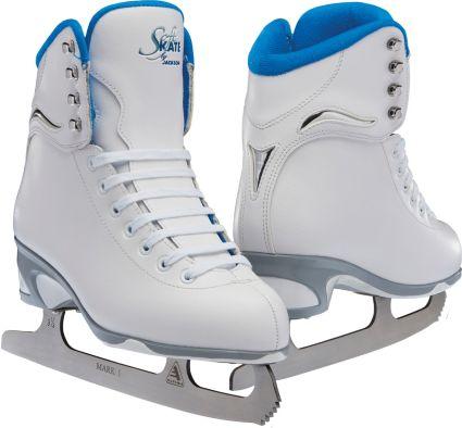 Jackson Ultima Girls' SoftSkate 181 Recreational Ice Skates