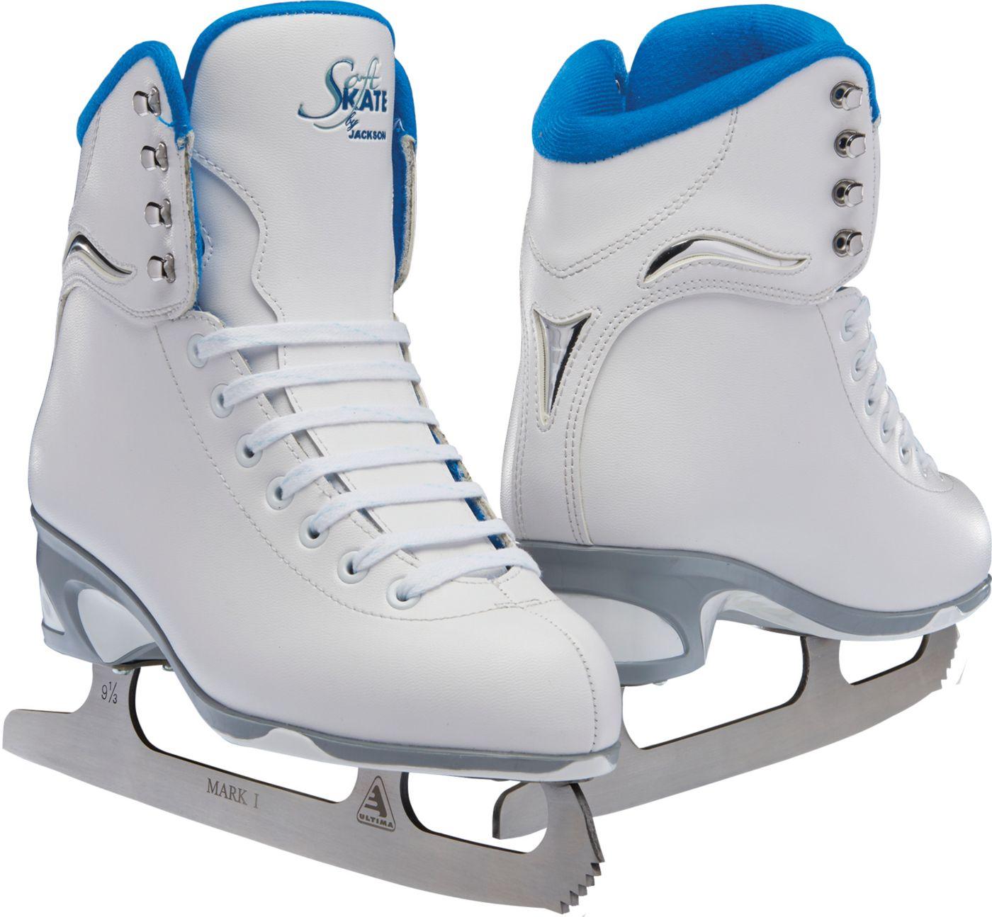 Jackson Ultima Youth SoftSkate 184 Recreational Ice Skates