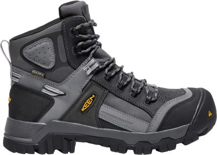 6282976932 KEEN Men's Braddock Mid Waterproof Work Boots. $174.99. Cascade Brown/Tawny  Olive. KEEN Men's Davenport 6'' 400g