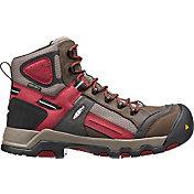 KEEN Men's Davenport Mid Waterproof Composite Toe Work Boots