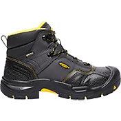 KEEN Men's Logandale Waterproof Steel Toe Work Boots