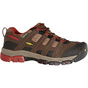 KEEN Men's Omaha Waterproof Steel Toe Work Shoes
