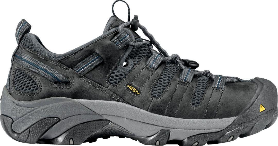 5ec6b91c7a7 KEEN Men's Atlanta Cool ESD Steel Toe Work Shoes | DICK'S Sporting Goods