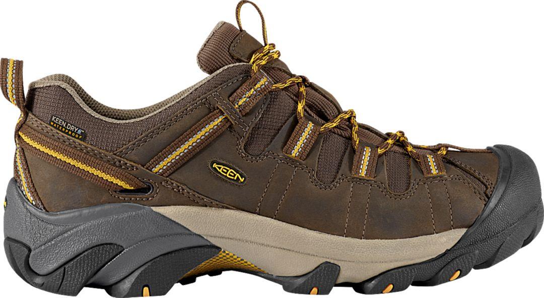 55fe2bce77f KEEN Men's Targhee II Waterproof Hiking Shoes