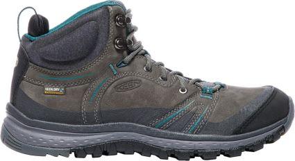 KEEN Women s Terradora Leather Mid Waterproof Hiking Boots. noImageFound 283e3f2b3041