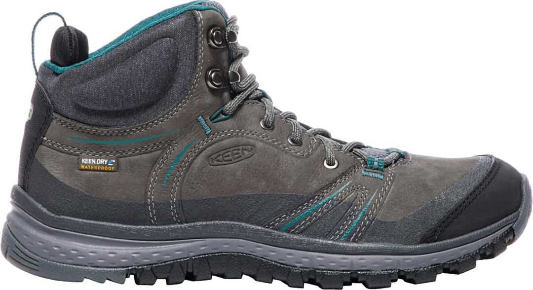 07e08d75bad KEEN Women's Terradora Leather Mid Waterproof Hiking Boots