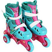 DreamWorks Trolls Girls' 2-in-1 Inline Skates
