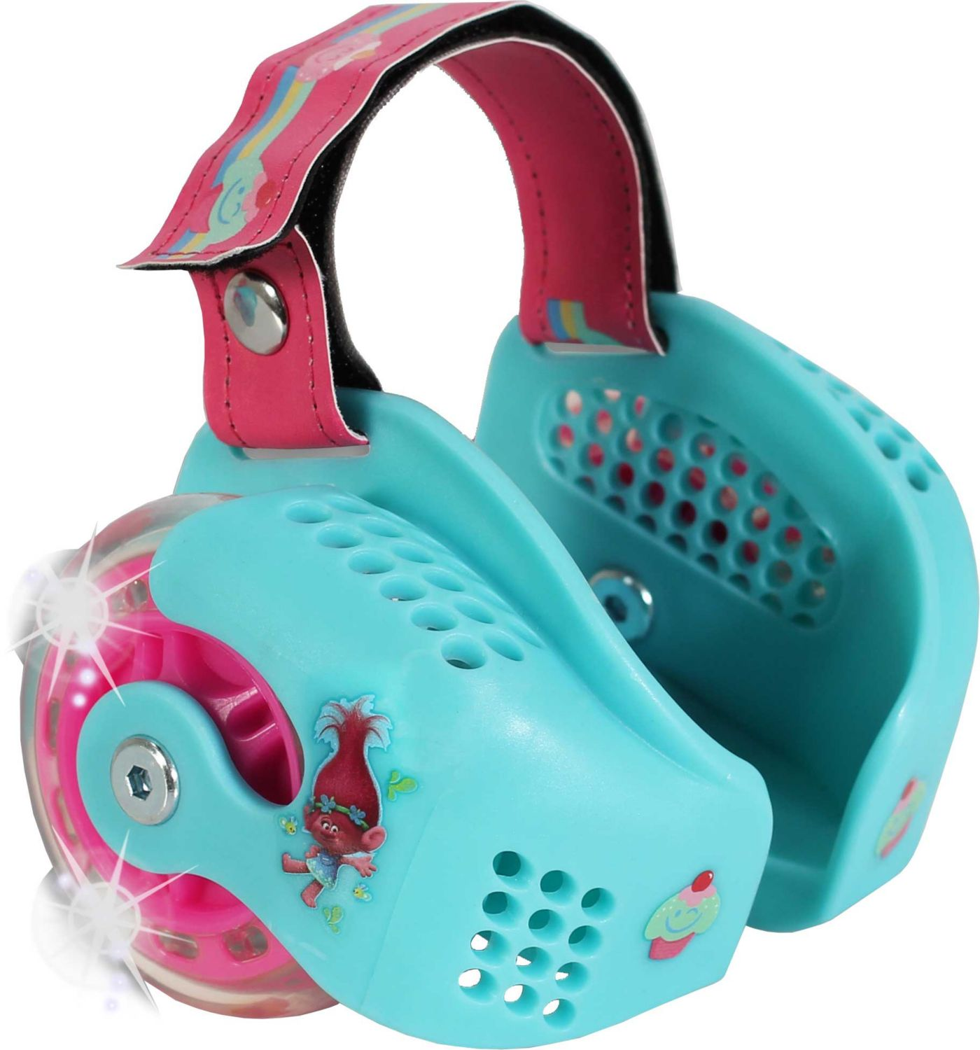 DreamWorks Trolls Girls' Heel Wheels Skates