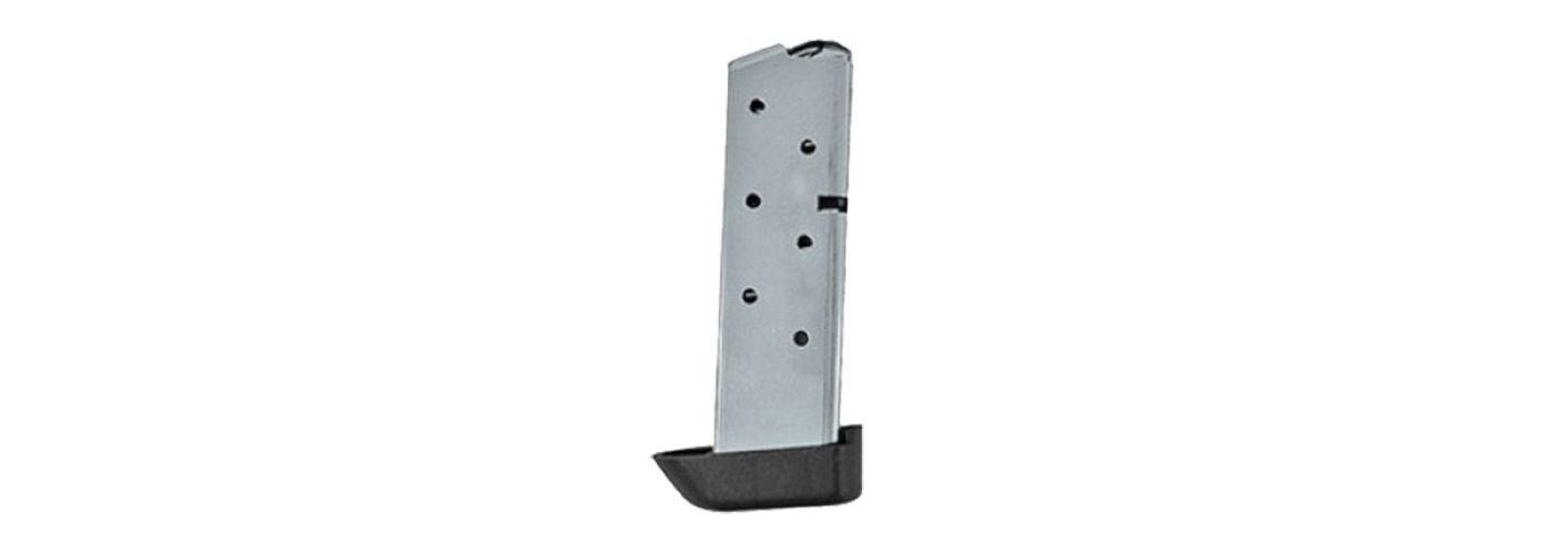 Kimber Micro 9 Stainless Steel 7 Round Magazine – 9mm