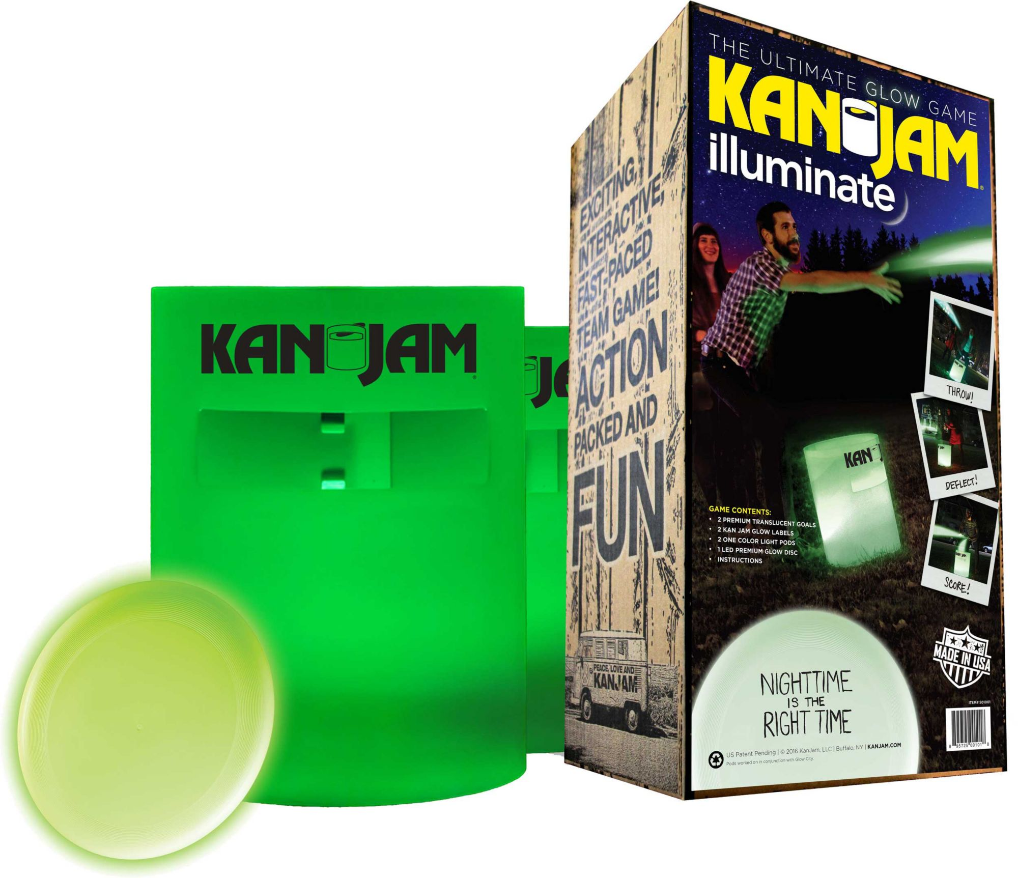 Kanjam Illuminate Game Set Dicks Sporting Goods