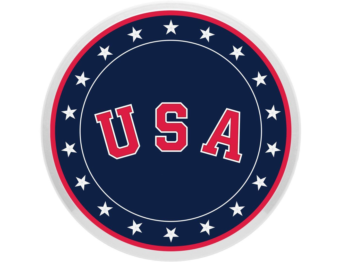 KanJam USA Flying Disc