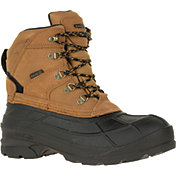 Kamik Men's Fargo Insulated Waterproof Winter Boots