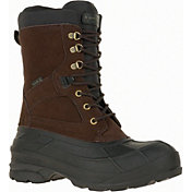Kamik Men's NationPlus Insulated Waterproof Winter Boots