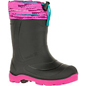 Kamik Kids' Snowbuster2 Insulated Waterproof Winter Boots