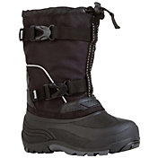 Kamik Kids' Glacial Waterproof Winter Boots