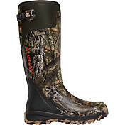 free shipping 3414b 0a515 LaCrosse Mens Alphaburly Pro 18 Rubber Hunting Boots