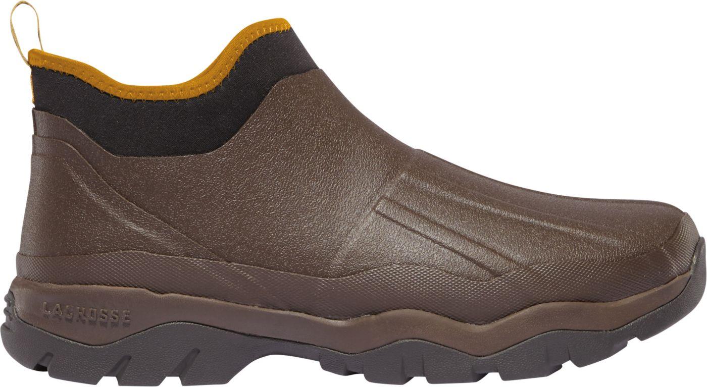 LaCrosse Men's Alpha Muddy 4.5'' Insulated Waterproof Work Boots