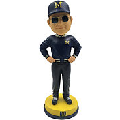 Forever Collectibles Michigan Wolverines Bo Schembechler Bobblehead
