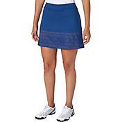 Lady Hagen Women's Cape May Collection Perforated Knit Skort