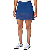 Lady Hagen Women's Cape May Collection Perforated Knit Skort – Extended Sizes