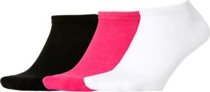 Lady Hagen Women's Acrylic Low Cut Socks - 3 Pack