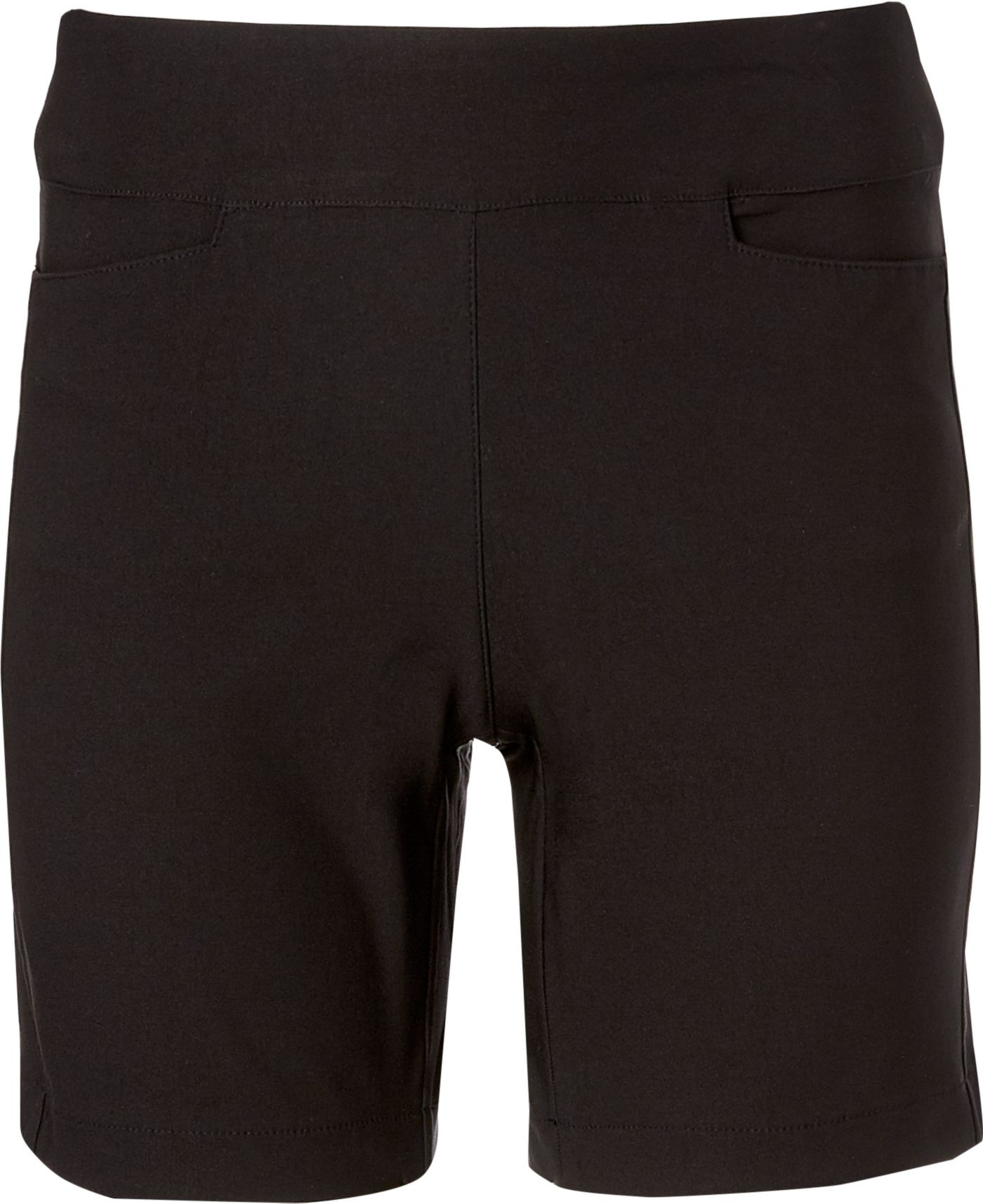 Lady Hagen Women's Easy Shaper Collection Pull-On Golf Shorts