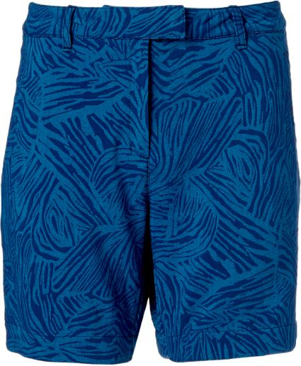 Lady Hagen Women's Paradise Found Zebra Shorts