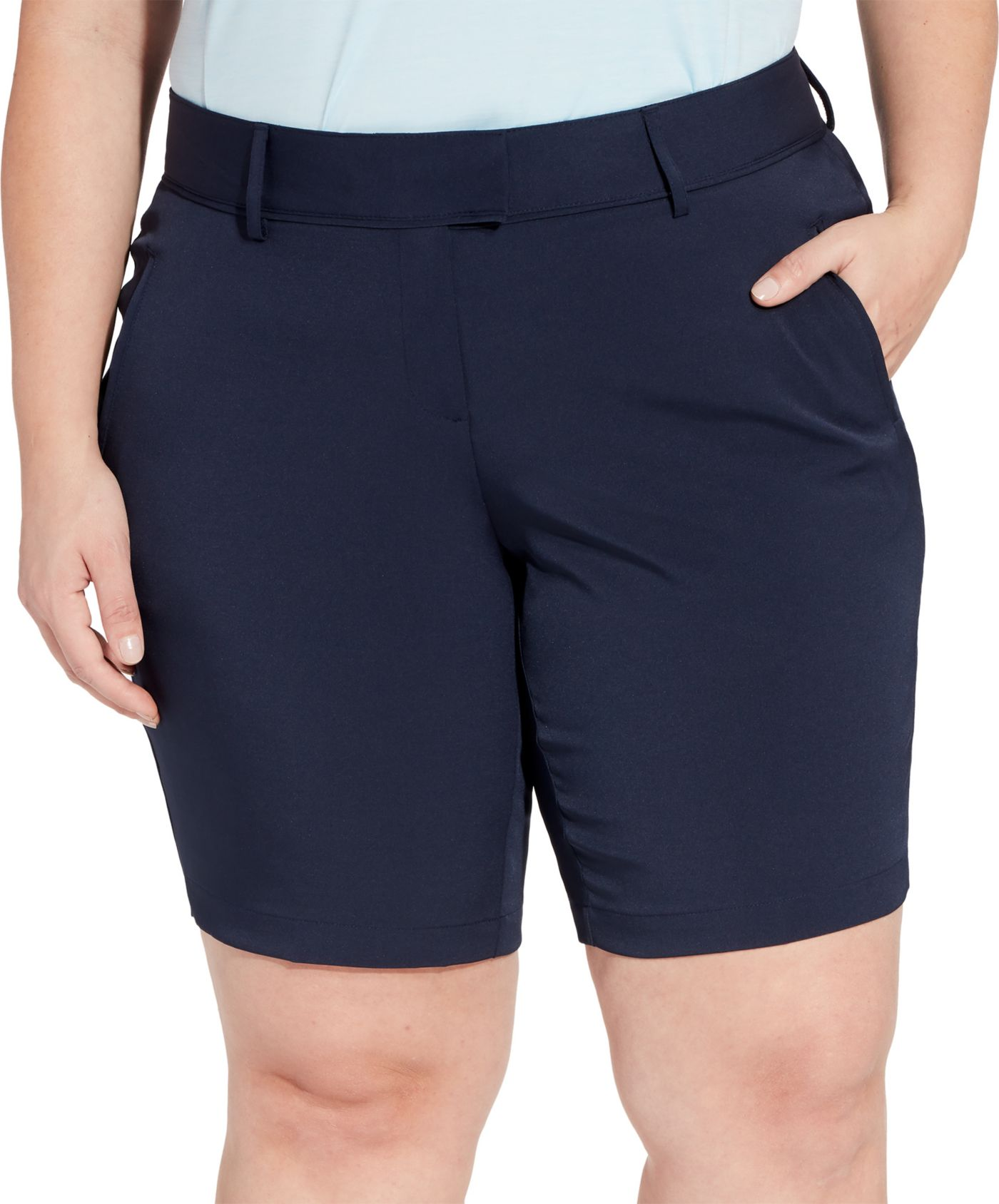 Lady Hagen Women's Essential Golf Shorts – Extended Sizes
