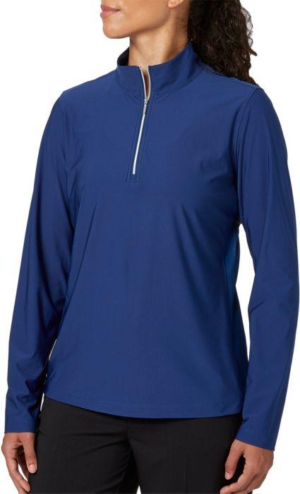 Lady Hagen Women's UV Long Sleeve 1/4-Zip