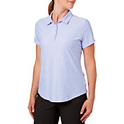 Lady Hagen Women's Vintage Collection Jacquard Golf Polo