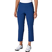 Lady Hagen Women's Easy Shaper Pull On Golf Ankle Pants - Extended Sizes