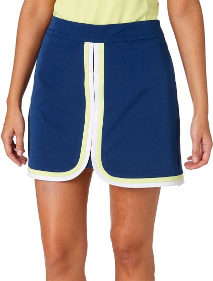Lady Hagen Women's Colorblock Golf Skort