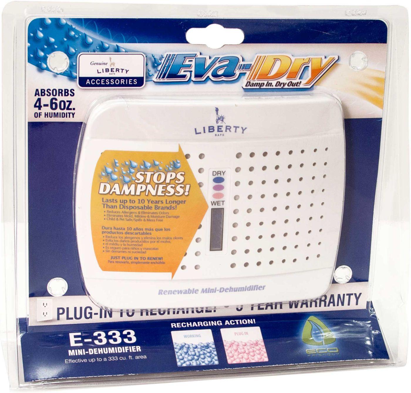 Liberty Safes Eva-Dry Renewable Mini Dehumidifier