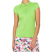 LIJA Women's Grid League Golf Polo