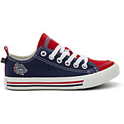 Skicks Gonzaga Bulldogs Low Top Sneaker