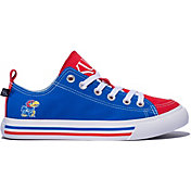 Skicks Kansas Jayhawks Low Top Sneaker