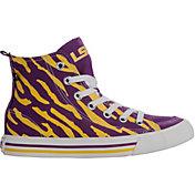 Skicks LSU Tigers High Top Sneaker